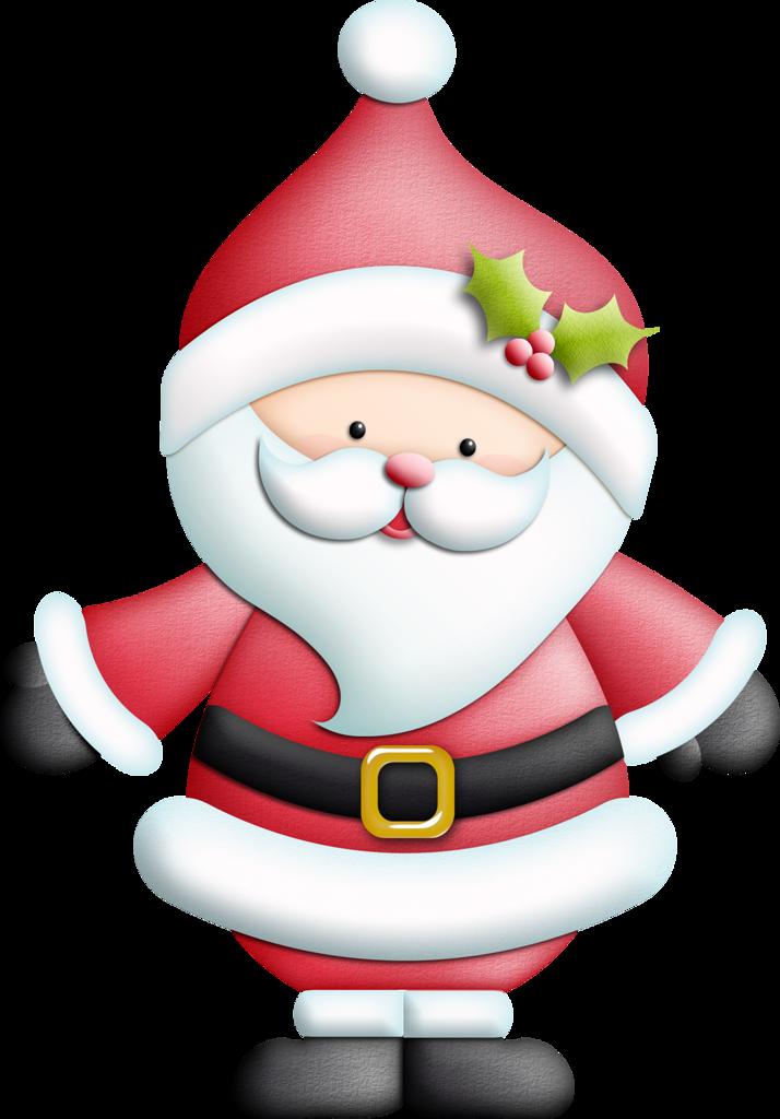 714x1024 Santa