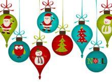 220x165 Christmas Decorations Clipart Christmas Decorations Clip Art