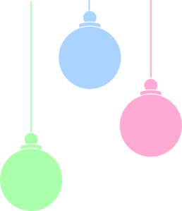 Hanging Christmas Ornaments Silhouette.Christmas Decorations Clipart At Getdrawings Com Free For