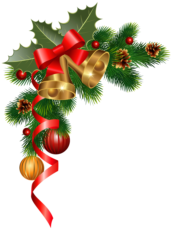 4613x6160 Christmas Corner Decoration Png Clipart Imageu200b Gallery
