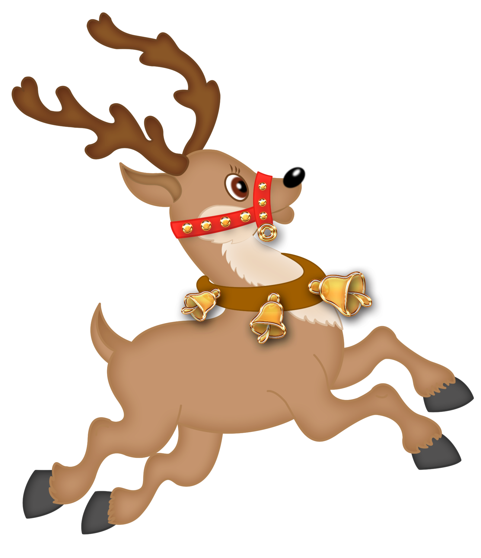1594x1846 Cute Reindeer Png Clipartu200b Gallery Yopriceville