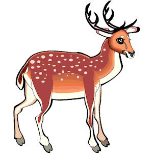 300x300 Eps Clipart Of Deer