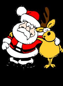 221x300 961 Christmas Reindeer Clipart Free Public Domain Vectors