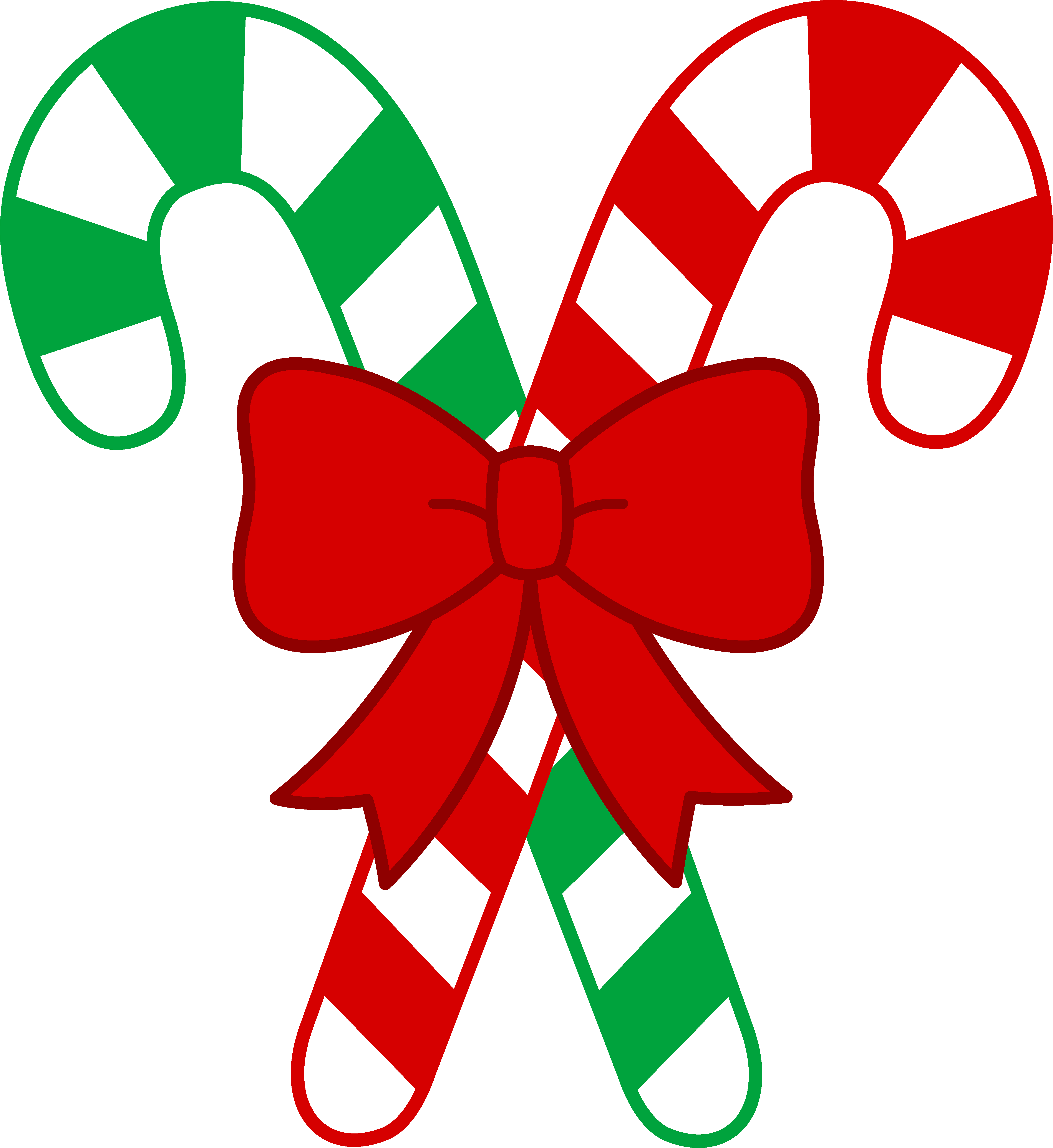 4847x5284 Stylish And Peaceful Clipart Candy Cane Free Public Domain