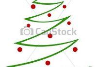 200x140 Christmas Tree Line Art Christmas Tree Clip Art Free Printable