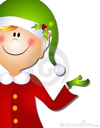 350x450 Kiss Elf Clip Art Merry Christmas Amp Happy New Year Arts