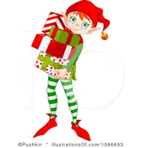 Christmas Elves Clipart Free.Christmas Elf Clipart At Getdrawings Com Free For Personal