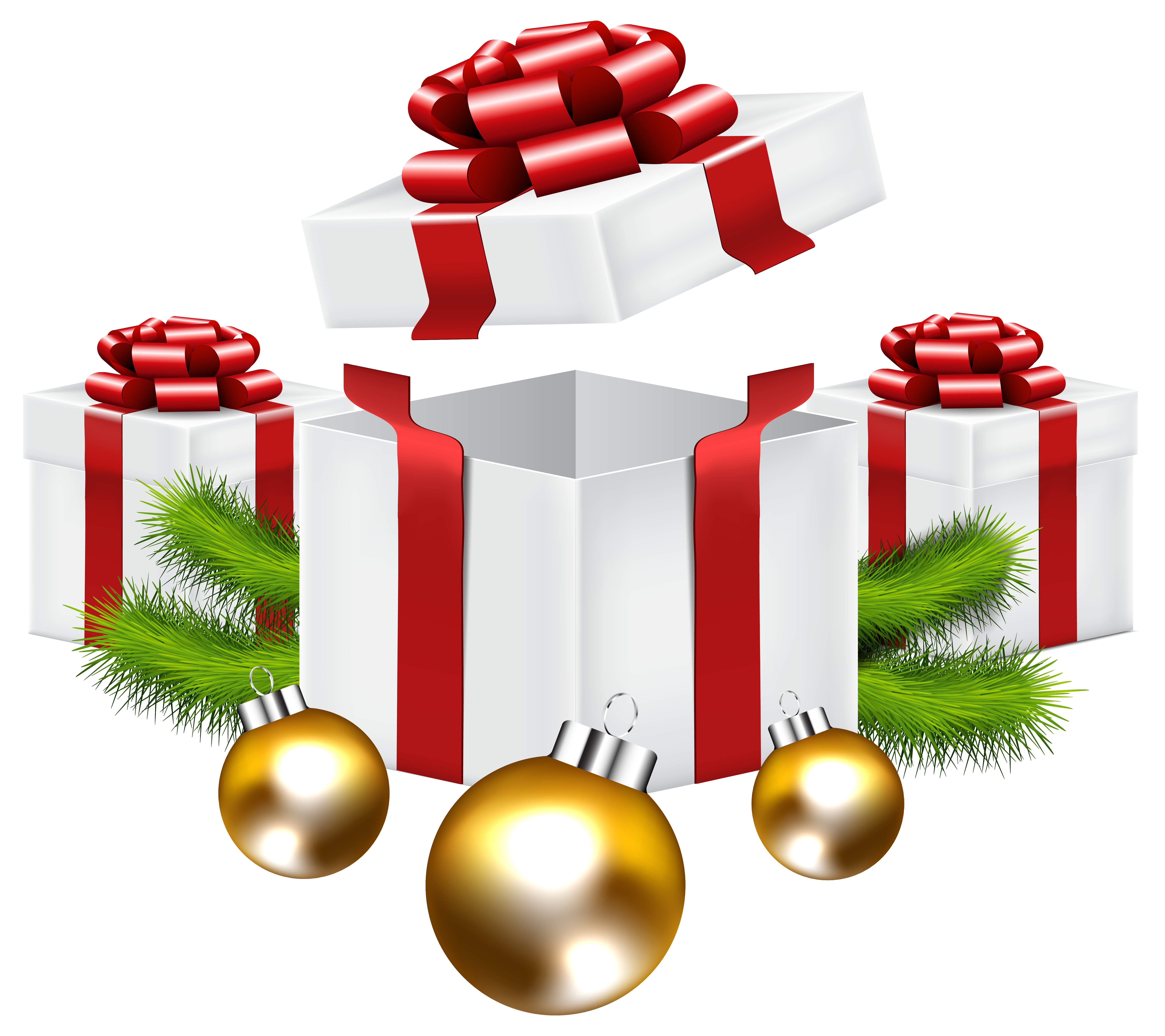 6392x5685 Christmas Gifts Png Clip Art Imageu200b Gallery Yopriceville