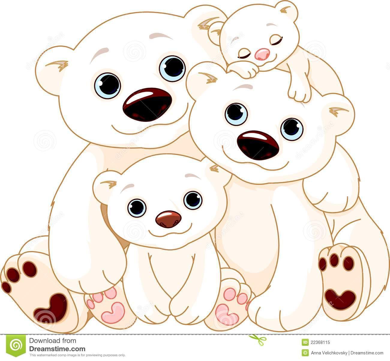 1300x1206 Clip Art Christmas Polar Bear Clipart