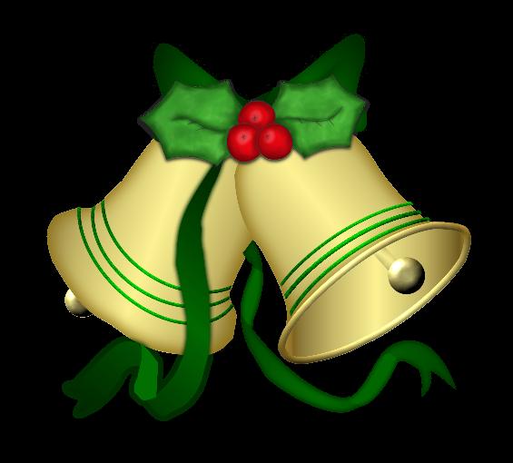 565x510 Bell Clipart Christmas Bell