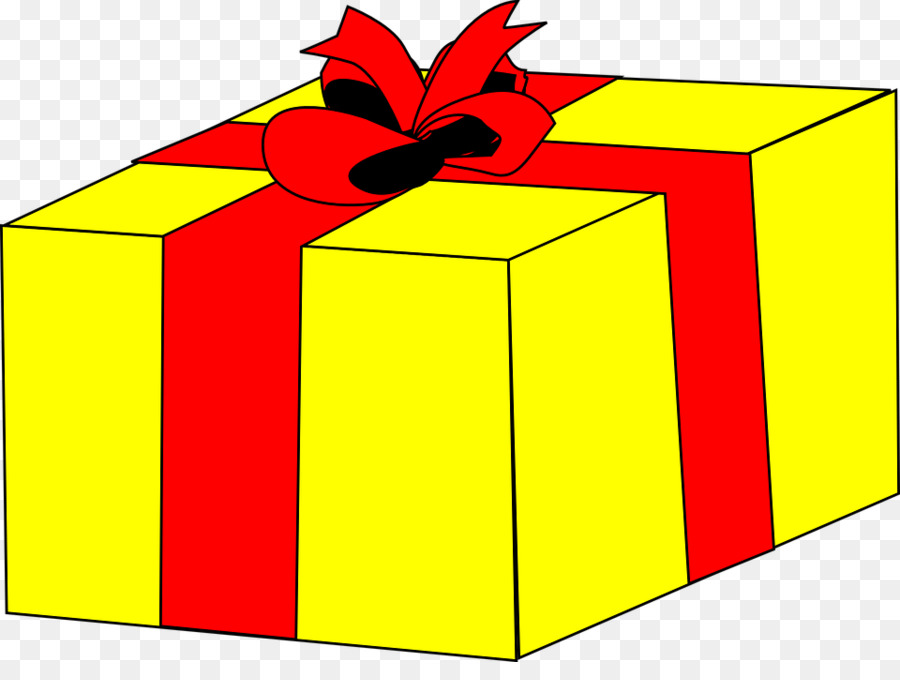 900x680 Christmas Gift Clip Art