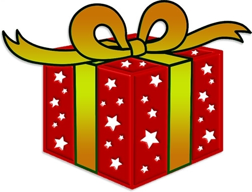 506x385 Present Clipart Christmas Present Clipart Free Images Clipartix