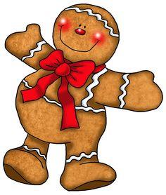 236x278 Christmas Gingerbread Man