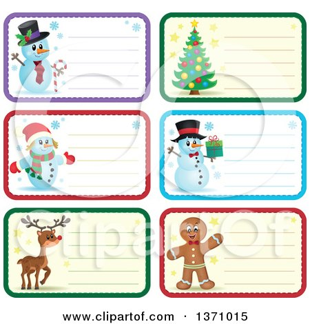 450x470 Clipart Of Happy Gingerbread Man Cookie Wavingnd Holding