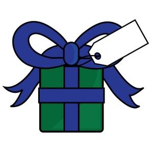 300x300 Free Free Christmas Present Clip Art Image 0515 0911 2122 3546