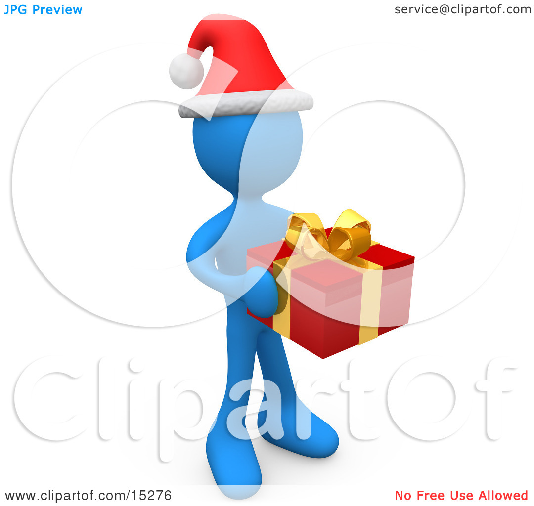 1080x1024 Gift Hat Clipart