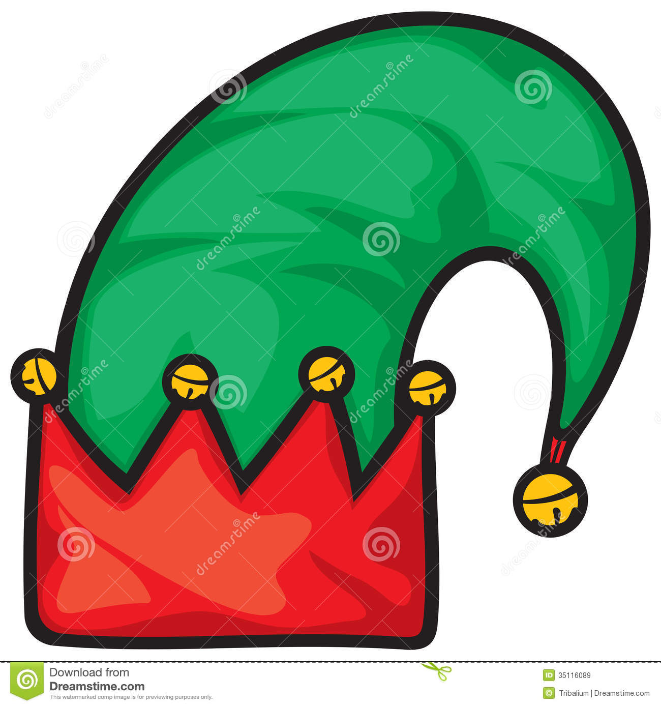 1300x1390 Santa Hat Clipart Elf Hat
