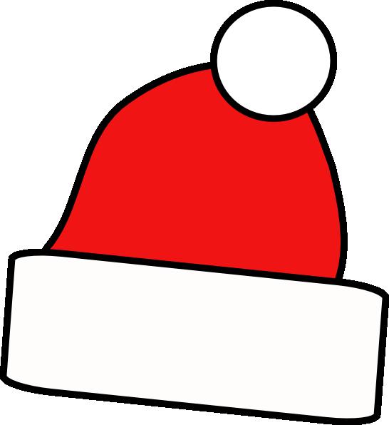 546x596 Christmas Hats Clipart