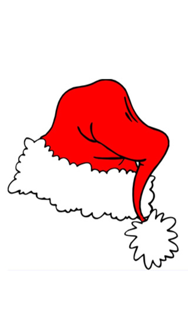 640x1136 Christmas Hats Pictures