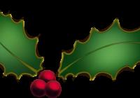 200x140 Holly Clipart Free Holly Clipart Public Domain Christmas Clip Art