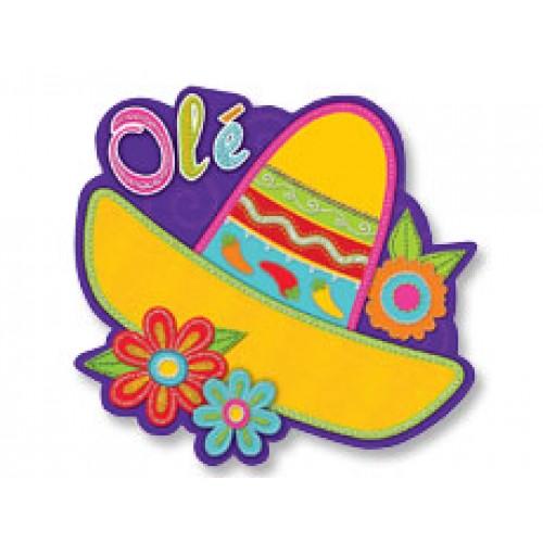 500x500 Mexican Clip Art