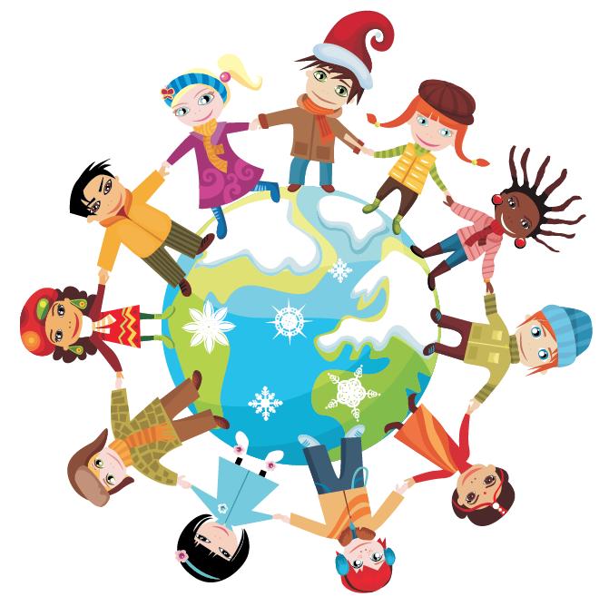 671x668 Christmas Around The World