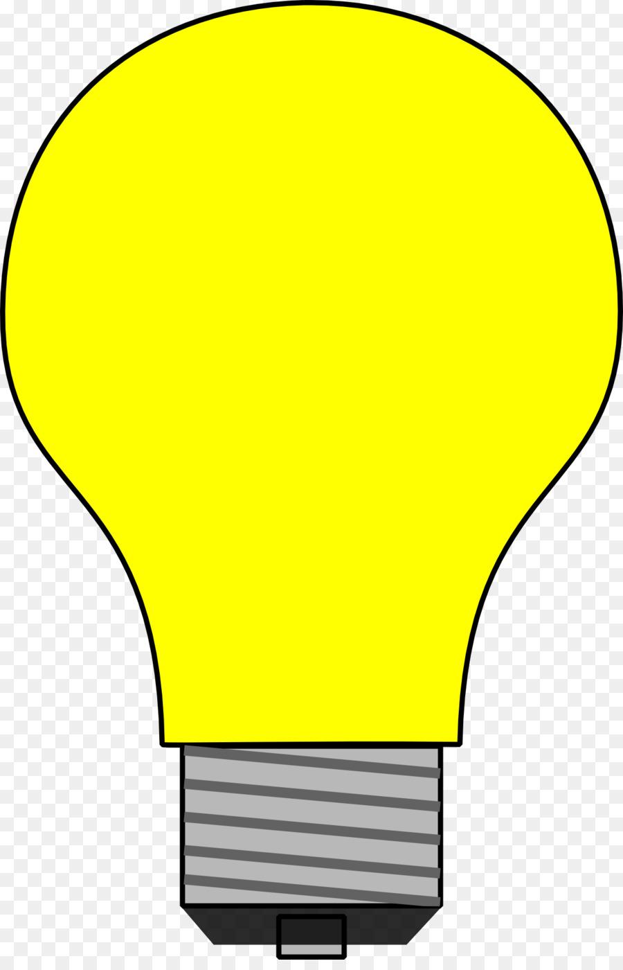 900x1400 Incandescent Light Bulb Christmas Lights Clip Art
