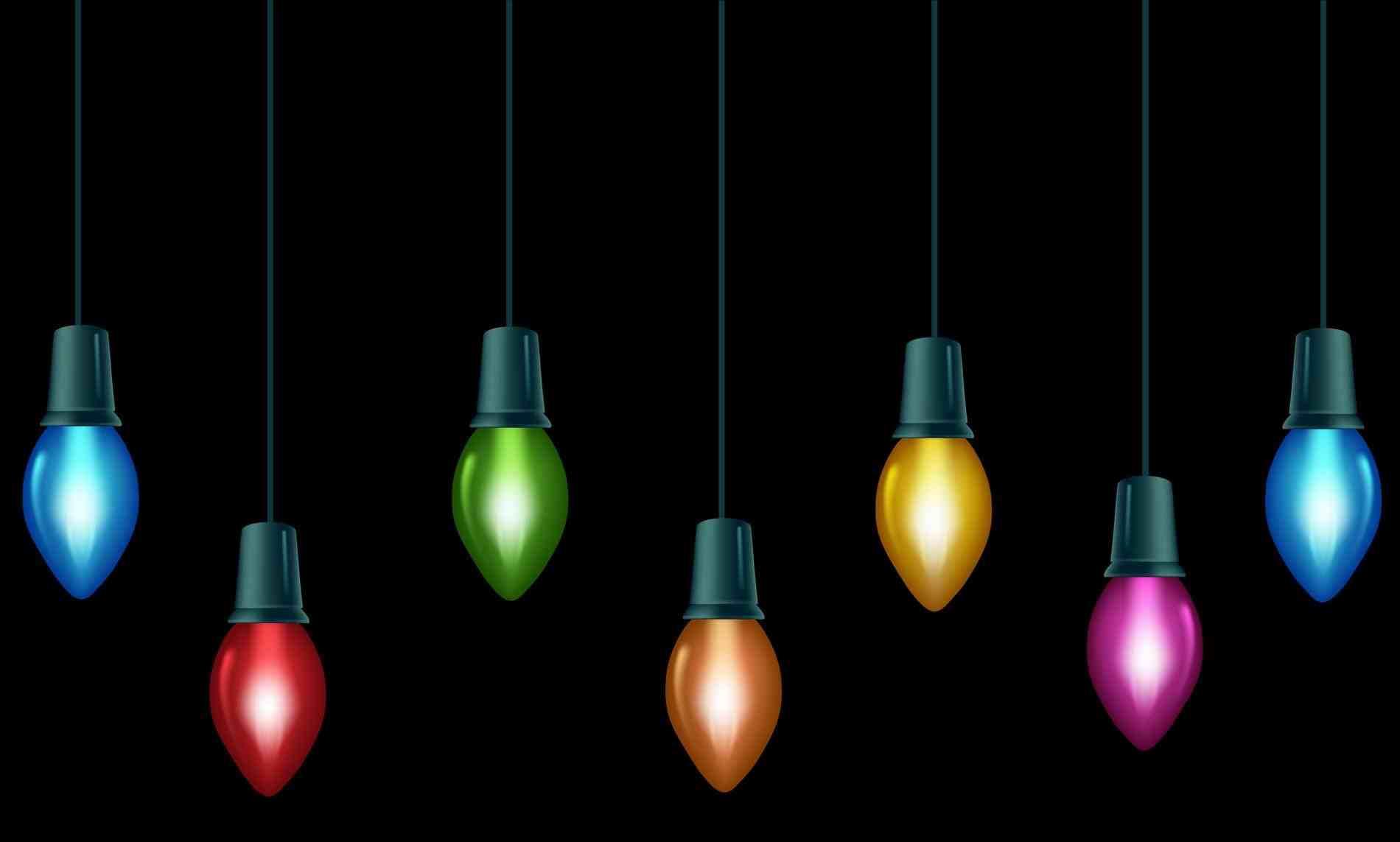 1900x1143 More About Christmas Light Bulb Clip Art Update