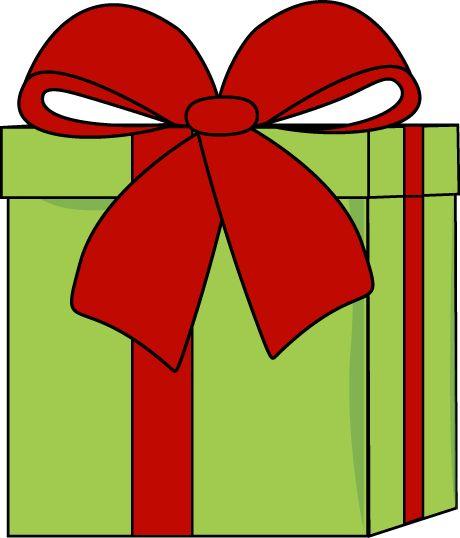 Christmas List Clipart