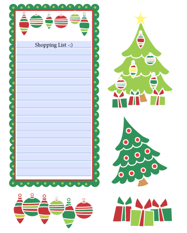 620x773 christmas labels ready to print worldlabel blog