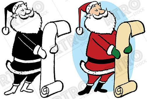 504x339 103 Best Rtro Christmas Images On Clip Art