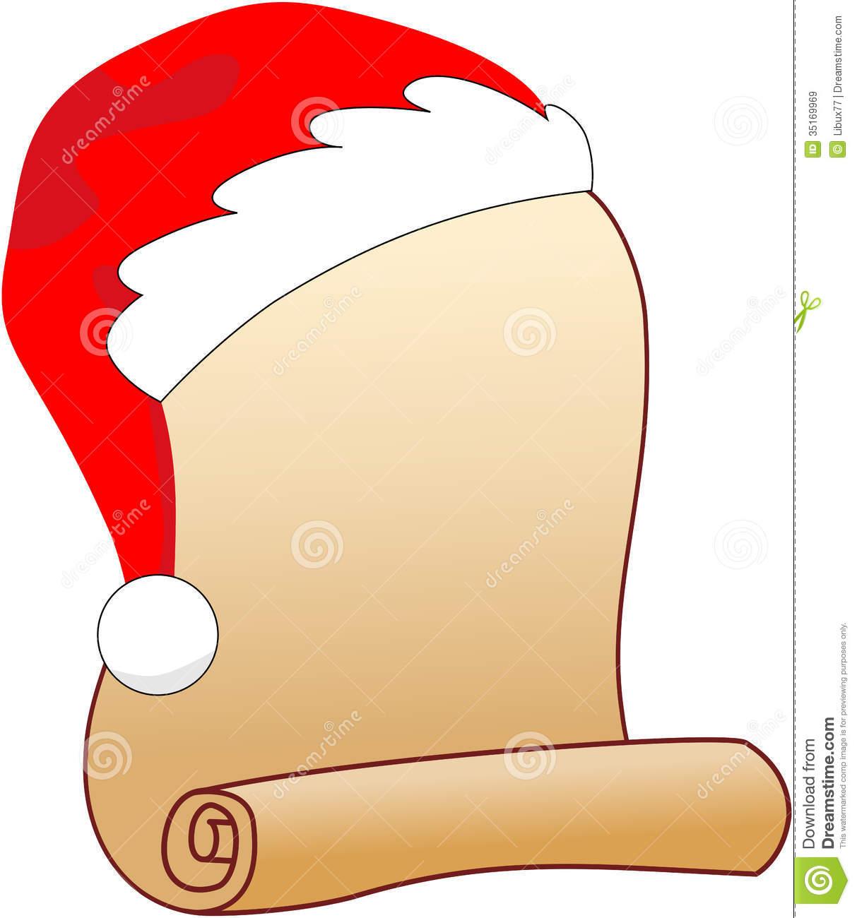 1213x1300 Christmas List Scroll Clipart