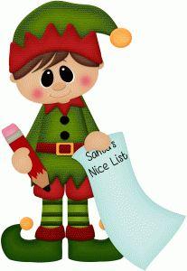 207x300 79 Best Christmas Cartoon Elves Images On Pixies