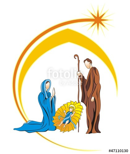 420x500 Nativity Logo Stock Image And Royalty Free Vector Files