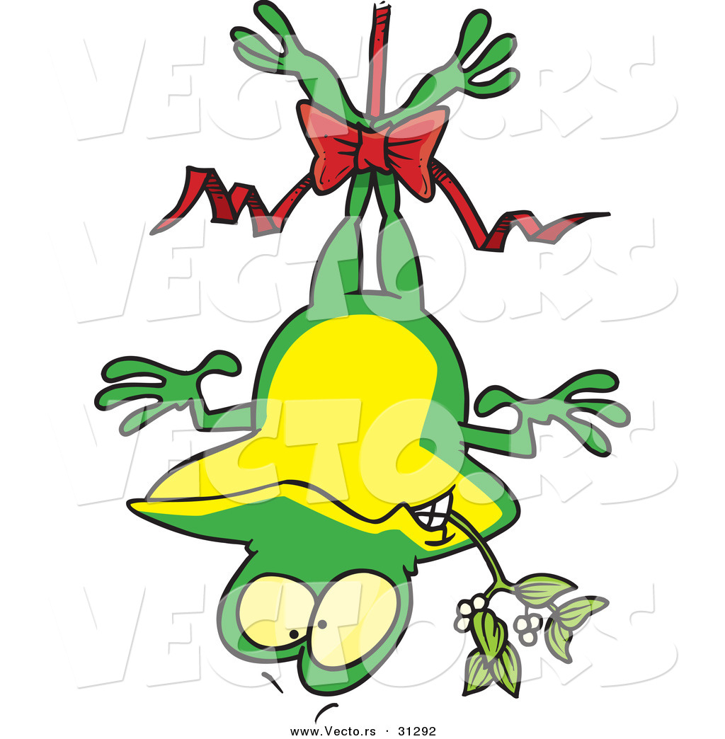 Christmas Mistletoe Clipart