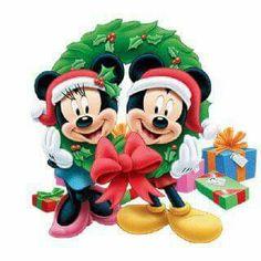 236x236 Disney And Cartoon Christmas Clip Art Images Disney Christmas