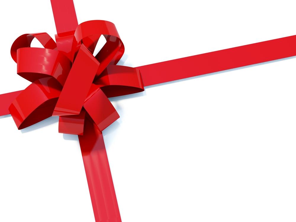 1000x750 Christmas Ribbon Clip Art Clipart