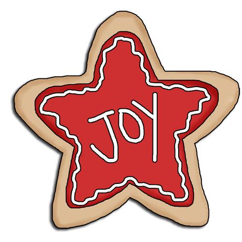 500x500 Shocking Ideas Christmas Cookie Clipart Clip Art Holiday Sugar