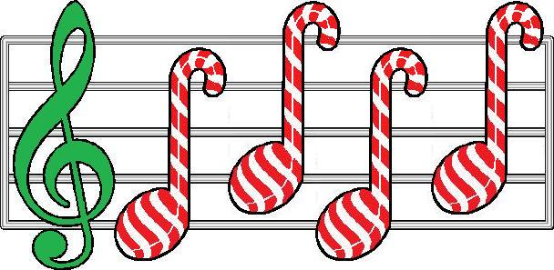 Christmas Music Notes.Christmas Music Clipart At Getdrawings Com Free For
