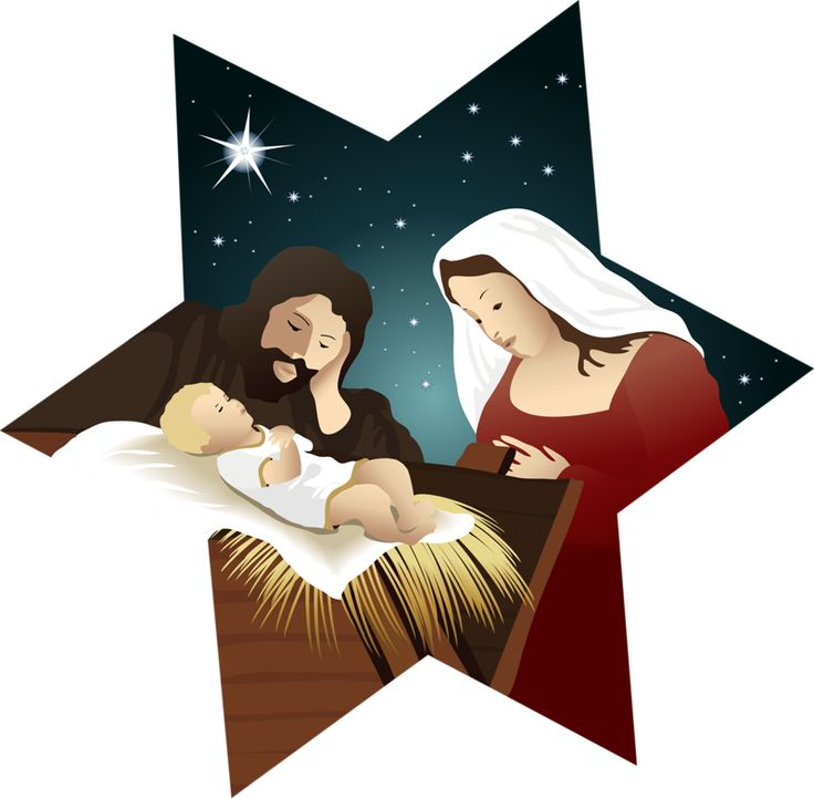 Christmas Nativity Clipart Free