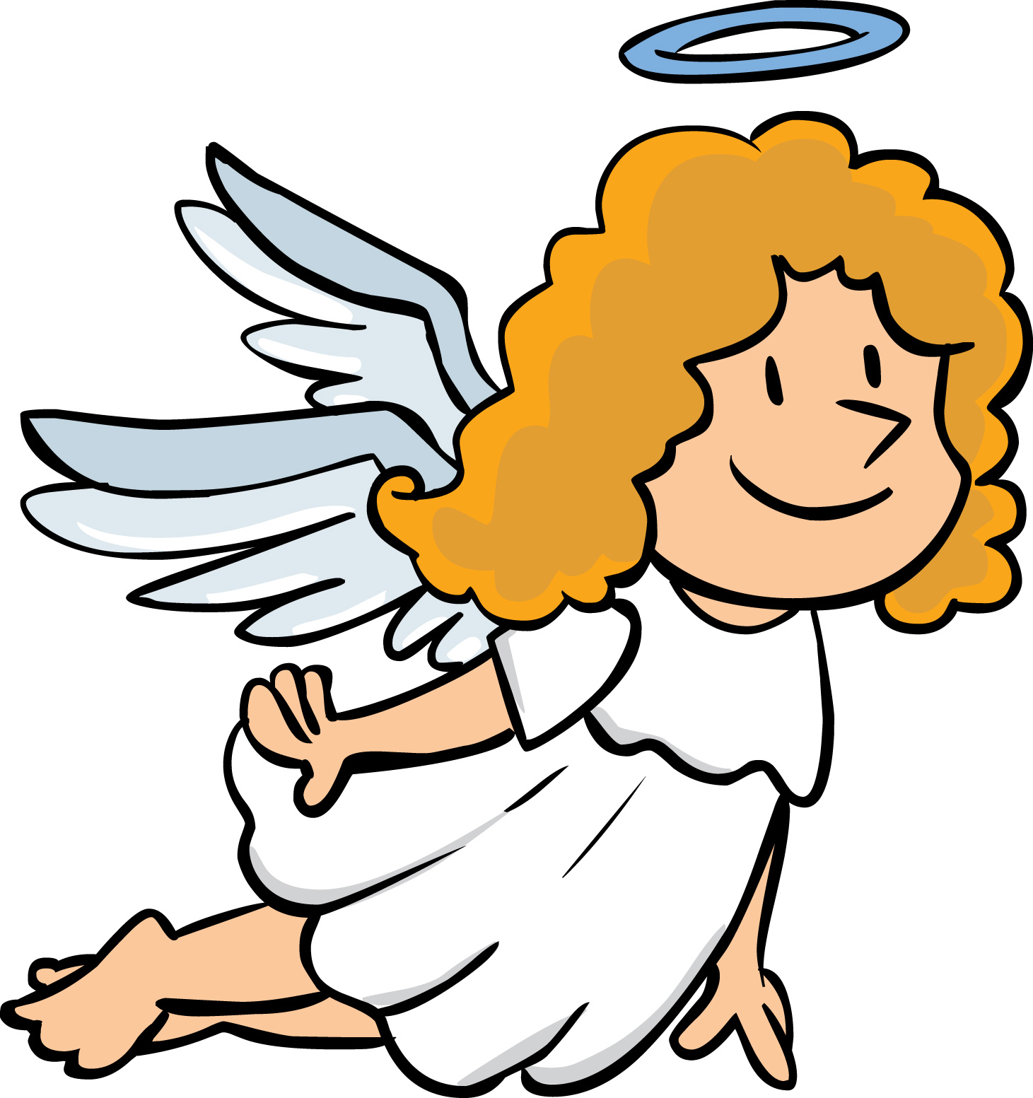 1461x1553 Angel Clipart Angel Flying