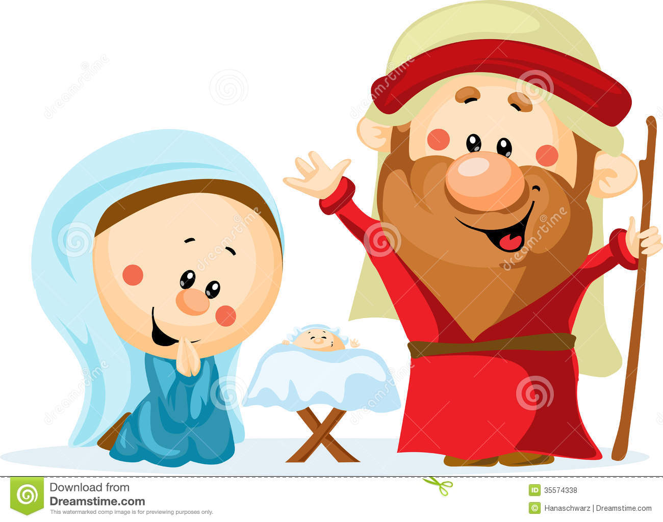 1300x1024 Cute Manger Scene Clipart Collection