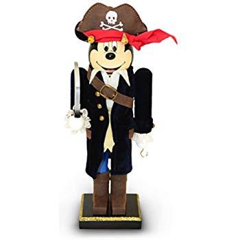 350x350 Disney Parks Mickey Mouse Pirate Nutcracker Christmas