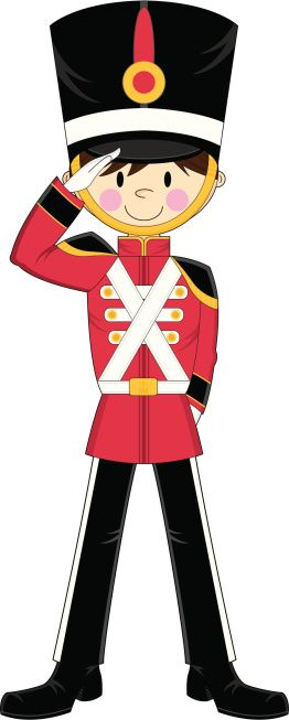 262x653 Soldiers Clipart Christmas Soldier'30075
