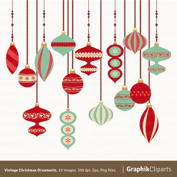 570x570 Clip Art Vintage Christmas Ornaments Antique Clipart Clipground