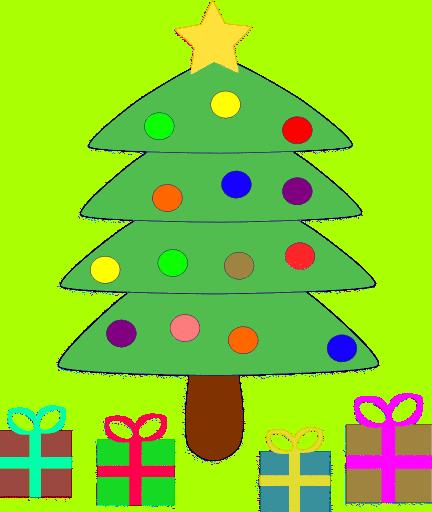 432x512 Cute Christmas Present Clipart Free Download Clip Art
