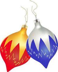 188x230 Retro Christmas Trees Clip Art Royalty Free Stock Photos