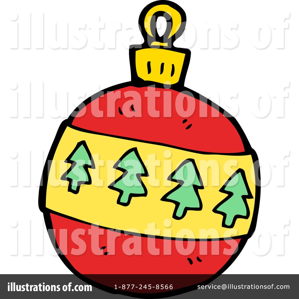 1024x1024 Christmas Ornament Clipart