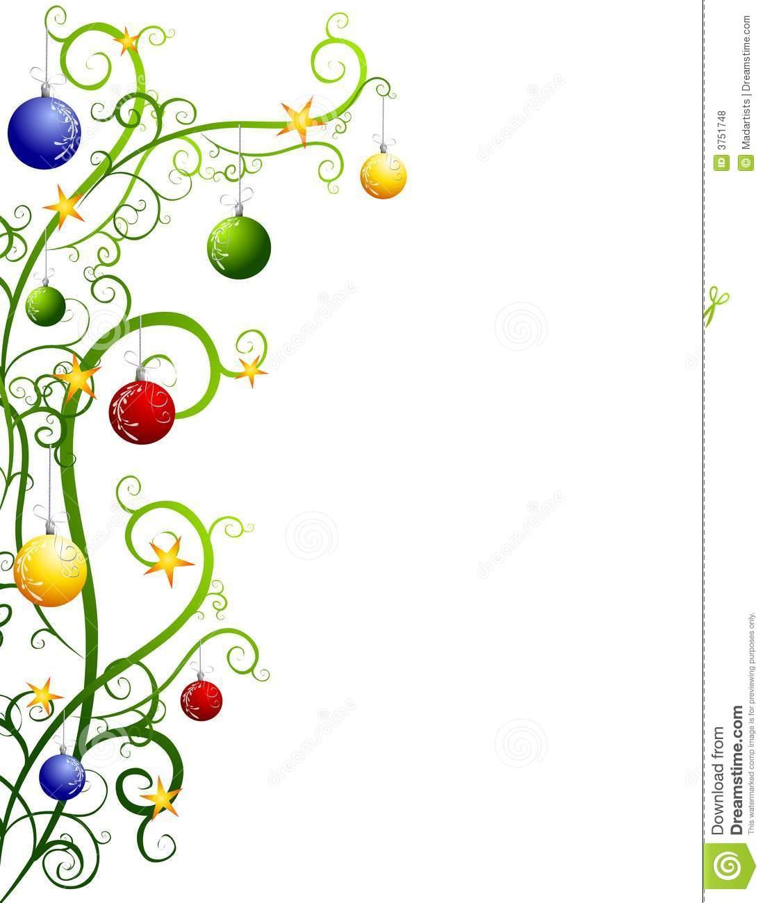 1101x1300 Christmas Tree Border Clip Art Fun For Christmas