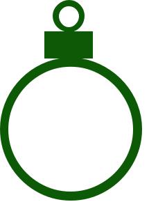 215x290 Peachy Ideas Christmas Ornament Clipart Free Ornaments Public